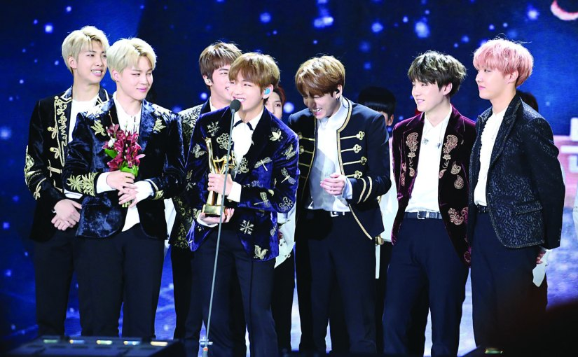 The Rise of Kpop: Global Sensation Lands inAmerica