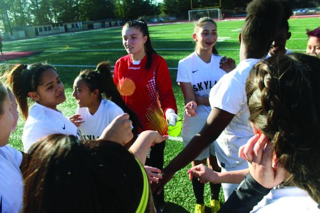 CYMK girls soccer