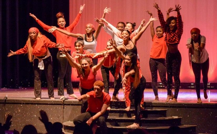 Dances Production Impresses withVariety